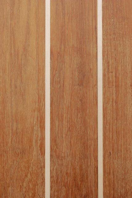 Strata Forest - Plywood - Teak